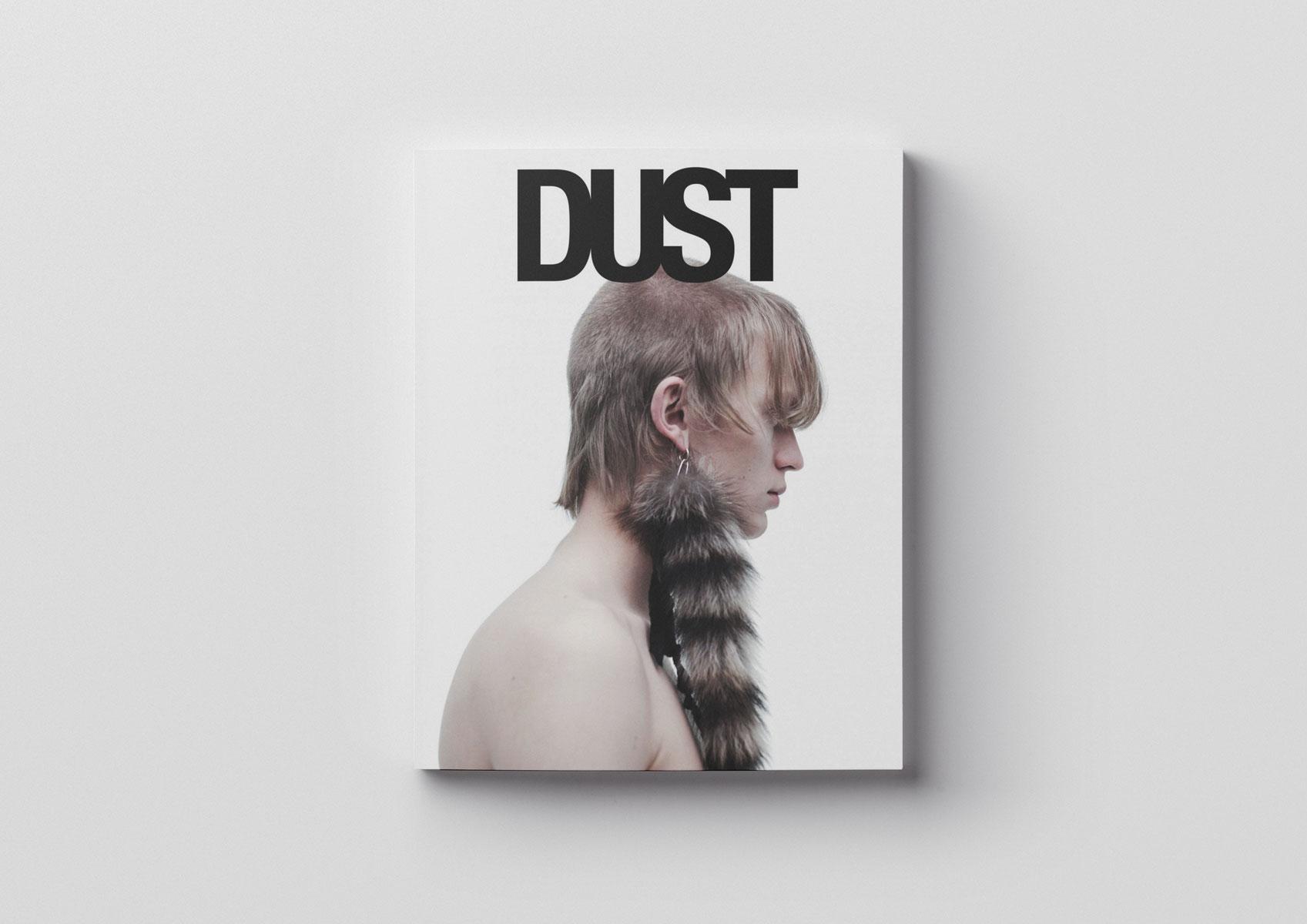 nicoletta-dalfino-dust-magazine-8-cover
