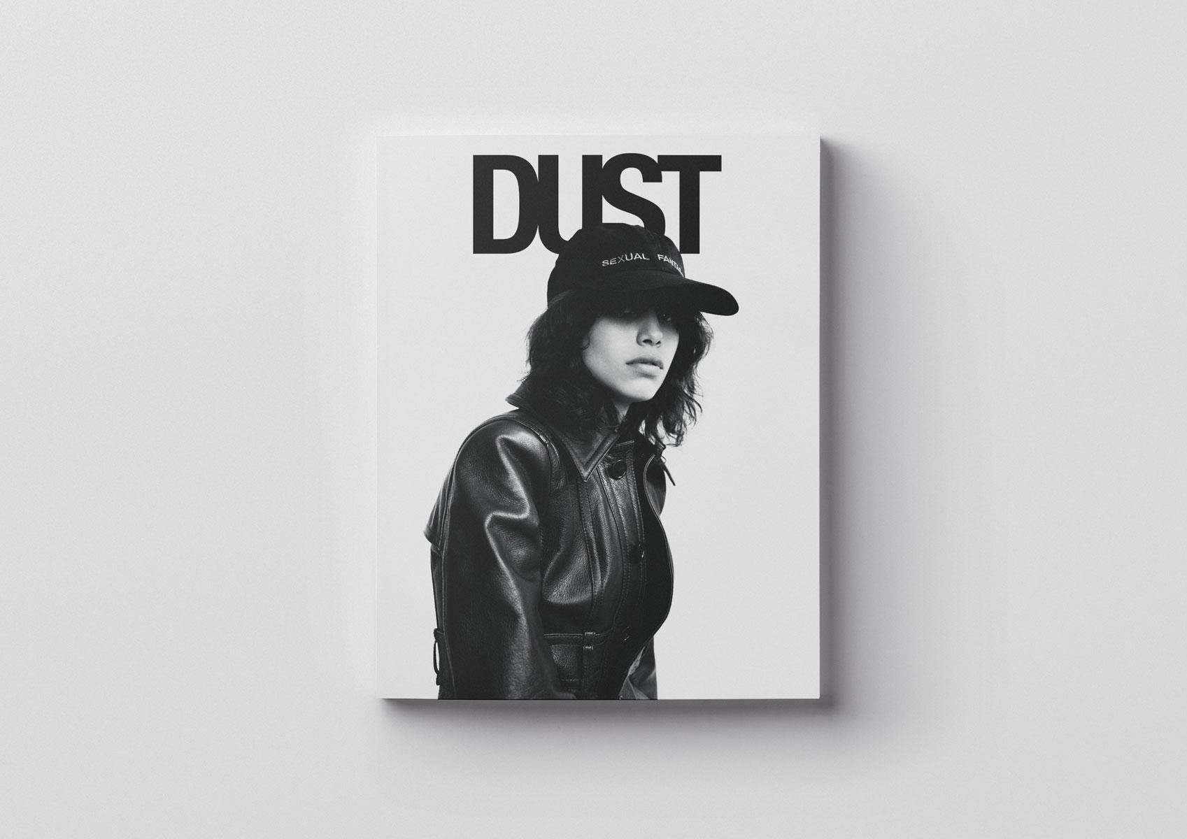 nicoletta-dalfino-dust-magazine-9-cover
